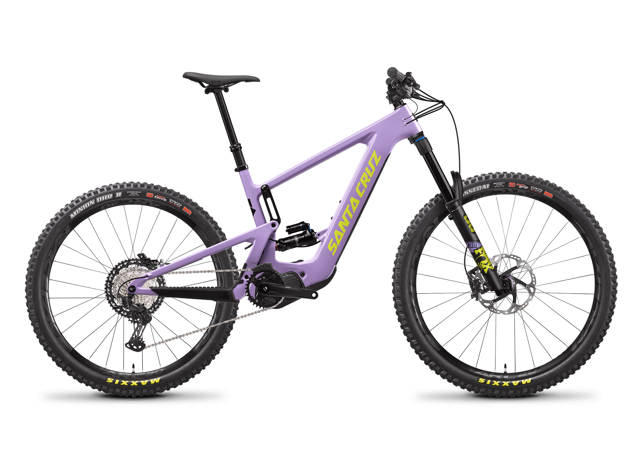 Santa Cruz Bullit XT Air