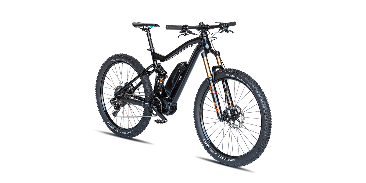 List of all STEPS e-bikes with - SHIMANO STEPS